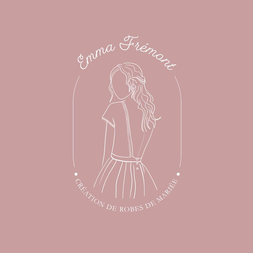 Logo - Créatrice robes de mariées