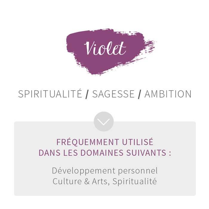 symbolique violet logo