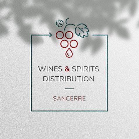 Logotype - Wines & Spirits distribution